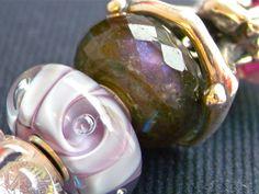 Unusual Lavender Labradorite is absurdly beautiful!