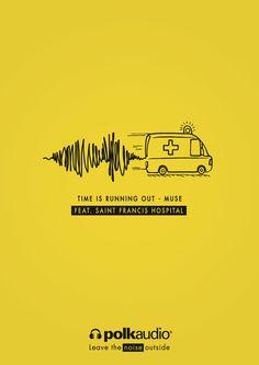 Adeevee - Polk Audio Noise Canceling Headphones: Sex, Baby, Ambulance