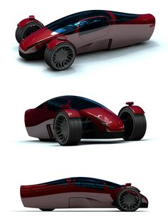 Electric Three Wheeler Concept by marksmedia on DeviantArt