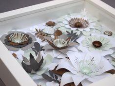Sarah Louise Matthews Paper Flowers