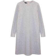 Платье из плотного футера с начесом., Perversus, где купить: HHLVK