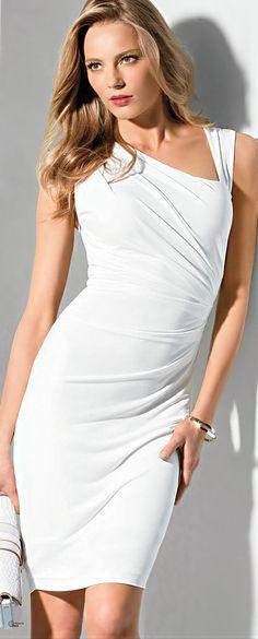 Victoria's Secret ● SS 2014, Asymmetrical Shift Dress