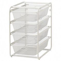 Shop for general storage solutions for your home at IKEA. Our versatile ALGOT system is designed to help with organization needs for any room in your home. Bathroom Cabinet Organization, Sink Organizer, Office Organization, Bathroom Storage, Bathroom Ideas, Medicine Organization, Ikea Under Sink Storage, Organizing Bathroom Closet, Under Bathroom Sinks