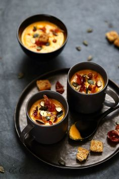 Soup Recipes, Cooking Recipes, Healthy Recipes, Ramen, Soup Appetizers, Butternut Squash Soup, Cheese Soup, Winter Food, Winter Soups