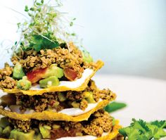 Raw Tostadas - Liver cleansing raw food diet recipes. Learn how to do a liver flush https://www.youtube.com/watch?v=e2SxDemOO54 I LIVER YOU