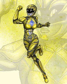"504 Likes, 12 Comments - Agu Enriquez (@aguenriquez) on Instagram: ""Power Rangers Movie 4/5 Yellow Ranger Color : @tarteriaderafi @iambeckyg @powerrangersmovie…"""