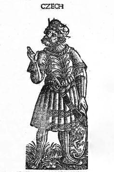 Czech in: Maciej z Miechowa,  Chronica Polonorum Craccovi[a]e : Vietor, 1521