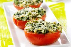The perfect taste of summer, this colorful side dish is sure to please. The spinach and tomato, comb... - Provided by Reader's Digest (Association) Canada ULC