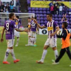 Partido amistoso entre el Stoke city y el Real Valladolid en Medina del Campo http://revcyl.com/www/index.php/deportes/item/6186-partido-amistoso-entre-el