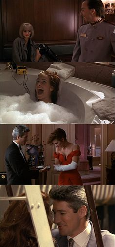 She wanted the fairytale and she got it.  #JuliaRoberts and #RichardGere in #PrettyWoman.