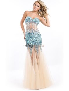 Twinkle Beading and Rhinestone Mermaid Tulle Exposed Bone Prom Dress Ball Gown Prom Dresses Under 100, Cheap Homecoming Dresses, Long Prom Gowns, Prom Dresses For Sale, Prom Dresses Online, Mermaid Prom Dresses, Prom Party Dresses, Ball Dresses, Strapless Dress Formal