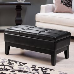 Have to have it. Livingston Storage Bench - $99.98 @hayneedle