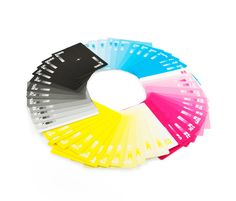 CMYK Playing Cards – The Colossal Shop