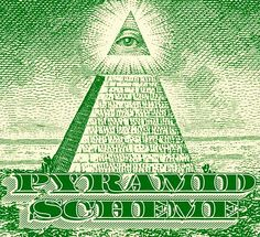 The Discerning Sheep: A Christian Perspective: The Online Pyramid Scheme