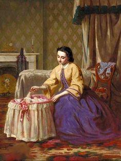 1863. Maternity.