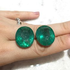 saturday's emerald  #Esmeralda #40quilates #jewelrylovers