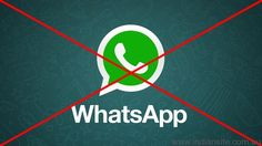 WhatsApp To Be Illegal In India? ·
