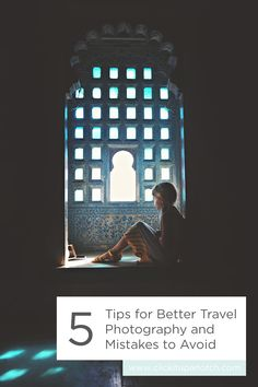 """These tips are going to come in handy on our family trip! I love that she added her own mistakes to avoid. Read - """"5 Tips for Better Travel Photography and Mistakes to Avoid"""""""