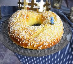 brioche of the kings with granulated sugar Macaron Flavors, Macaron Recipe, Healthy French Toast, Bread Recipes, Cooking Recipes, Desserts With Biscuits, Brioche Bread, Xmas Food, No Sugar Foods