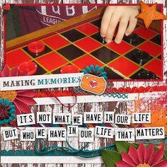 Always There by Mandy King Digital Scrapbook Kit #digiscrap #digitalscrapbooking #memorykeeping #mandyking