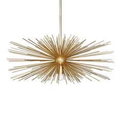 This urchin pendant is sized for round and wide tables, and islands looking for style with a touch of ambience. Comes in four finishes for your style! Dining Room Lighting, Home Lighting, Chandelier Lighting, Pendant Chandelier, Lighting Design, Foyer Design, Foyer Decorating, Traditional Interior, Pendant Light Fixtures
