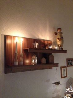 Christmas Shelf