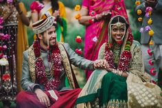Colorful indian wedding at Marbella. Photo: Pedro Bellido #indianWedding #destinationPhotographer #pedroBellido