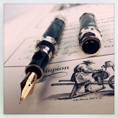 WEBSTA @marcustorpedo www.marcustorpedo.com Fountain Pen