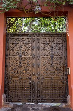 The Doors of Mexico City by Rob Hyndman | Flickr - Photo Sharing!