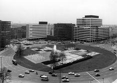 Ernst Reuter Platz 1986  Ernst-Reuter-Platz. © Landesarchiv Berlin Fotograf…