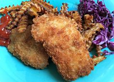 Panko breadcrumbs are the key to the crispiest fried fish you've ever tasted.