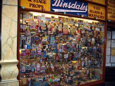 Dinsdales Joke and Trick Shop by jay_Ell via Flickr