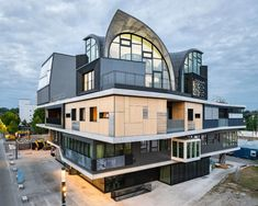 Future of Concrete: NEST HiLo is Completed in Switzerland - Azure Magazine | Azure Magazine