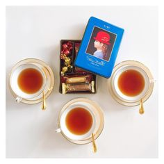 Akai Bohshi (Tivolina) | Tea Time @modernbanks