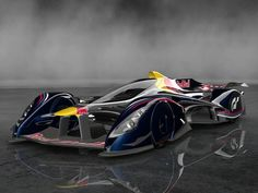 Red Bull X2014 is Sheer Madness Even for GT6