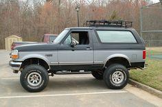 ford bronco custom cargo - Google Search