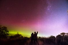 Tasmania's Aurora Australis