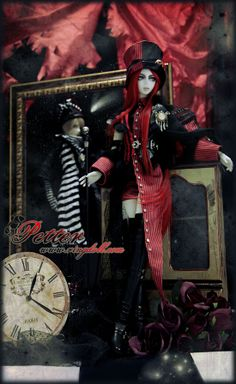 Petter, 63cm Ring Doll - BJD Dolls, Accessories - Alice's Collections