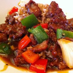 Pepper Steak @ P.F. Chang's China Bistro by mike_mccormick, via Flickr