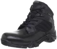 Bates Men's GX-4 4 Inch Ultra-Lites GTX Waterproof Boot, Black, 7 M US