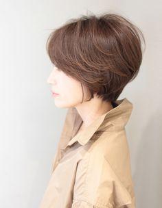 大人かっこいいくびれショート(SG-317) | ヘアカタログ・髪型・ヘアスタイル|AFLOAT(アフロート)表参道・銀座・名古屋の美容室・美容院
