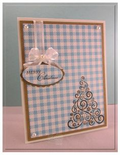 Card designed by Carolina Buchting for Gina K. Designs using Cheers Stamp Set