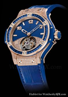 Hublot Watches Price | And for those who want more colour, Hublot offers lots of it with the ...