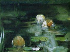 Inspiration Artistique, Fairytale Art, Forest Fairy, Mermaid Art, Mermaid Paintings, Vintage Mermaid, Fairy Art, Renaissance Art, Art Plastique