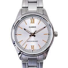 Stylish Watches, Cool Watches, Rolex Watches, Casio Quartz, Ladies Dress Watches, Couple Watch, Young Fashion, Stainless Steel Case, Quartz Watch