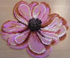 Flower perler beads by Chris G. - Perler® | Gallery