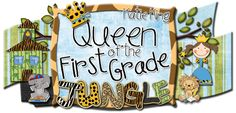 LOVE HER BLOG!! Queen of the first grade jungle
