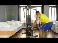 Guia de exercício da Estação de Musculação Athletic Advanced 290M - Athletic Best For Life - YouTube