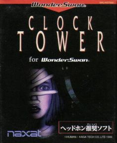 Clock Tower For WonderSwan (Japanese Import Video Game) - Game is entirely in Japanese, playable on the WonderSwan, WonderSwan Color or WonderSwan Crystal handheld systems. This is a port of the first Clock Tower game which North American gamers have