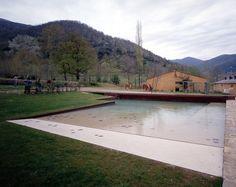 Foto de Bassa a 'La Vila de Trincheria' (Vall de Bianya)